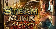 Игровой автомат Steam Punk Heroes